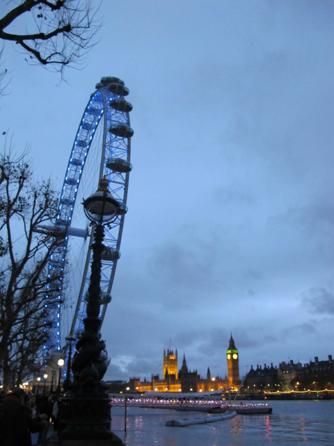South Bank: The setting for the Chocolate Festival