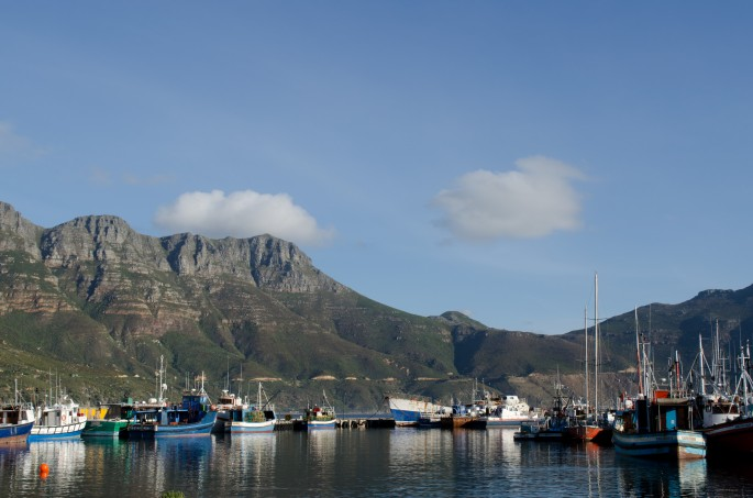 Another stunning Cape Town location