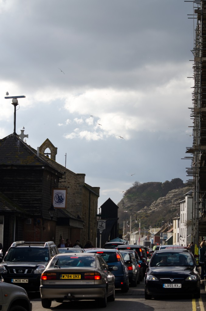 Hastings was packed on the Jerwood gallery's opening weekend