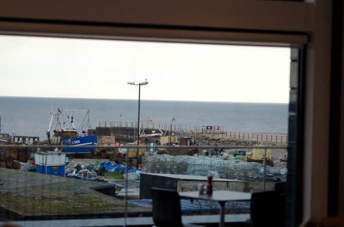 The fishing industry as seen from inside the Jerwood