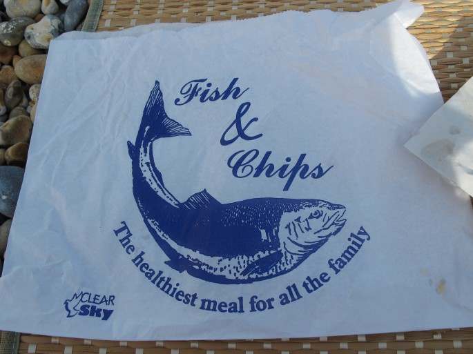 Hastings: go for the art, stay for the Fish and Chips