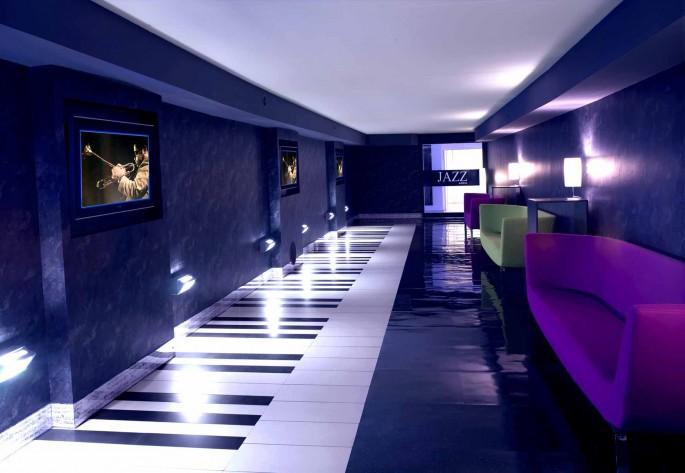 JAZZ area Hotel Gio