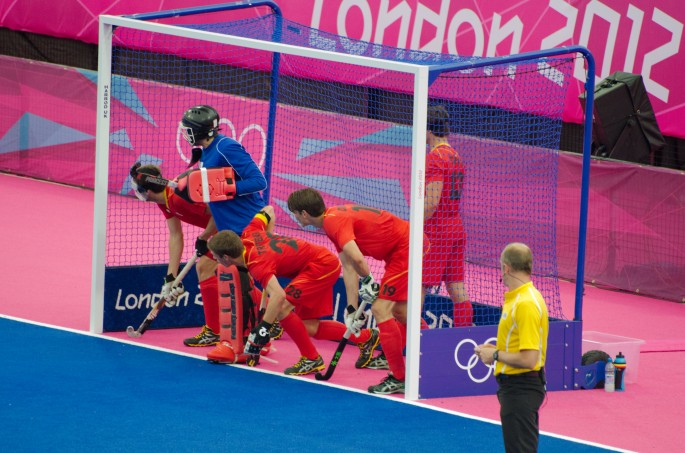 Hockey at London 2012