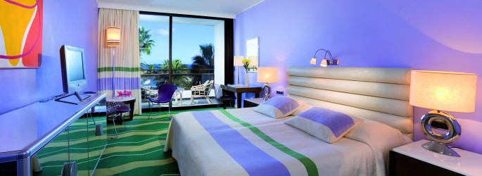 A Miami vibe in Gran Canaria at the Seaside Palm Beach Hotel