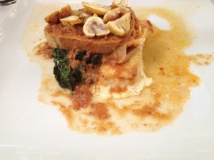 Veal with chestnuts