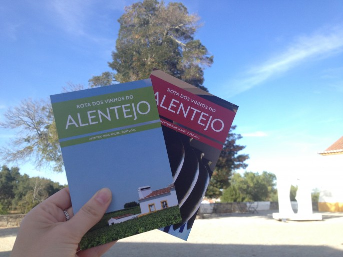 The Alentejo Wine Route