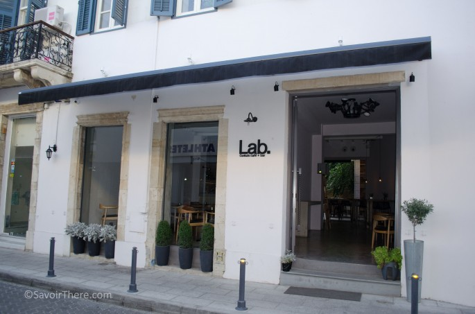 Lab cafe/bar Limassol