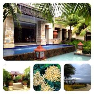 Images from The Crimson Resort, Mactan Island, Cebu