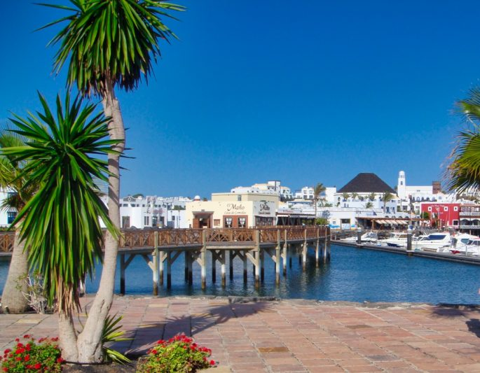 Places in Lanzarote