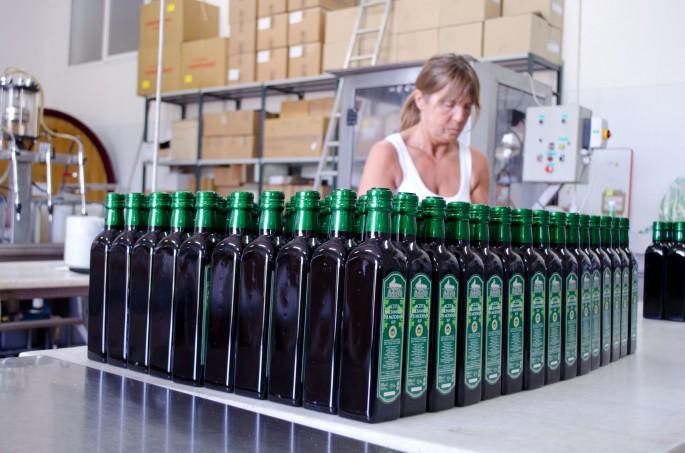 Balsamic vinegar factory