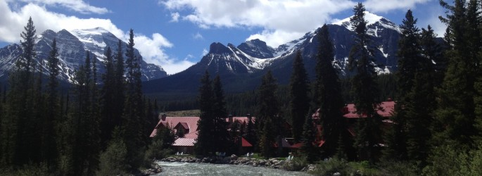Lake Louise Hotel -The Post