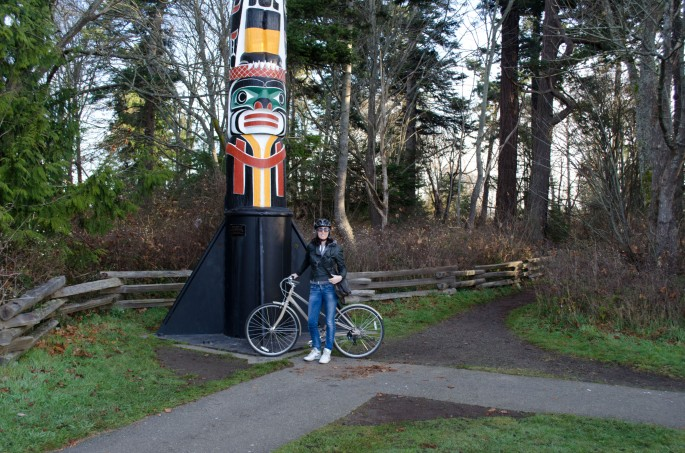On my Pedaler Bicycle Tour