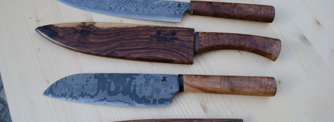 Slovenian hand-crafted knives