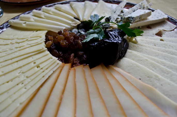 Slovenian Cheeses