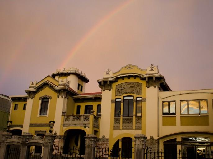 Rainbow in San Jose