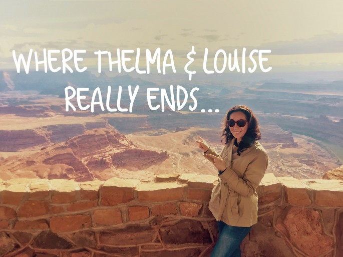 Thelma & Louise Point