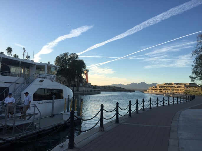 Lake Havasu Ferry