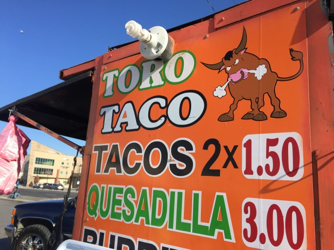Toro Taco 24 hours in Salt lake City