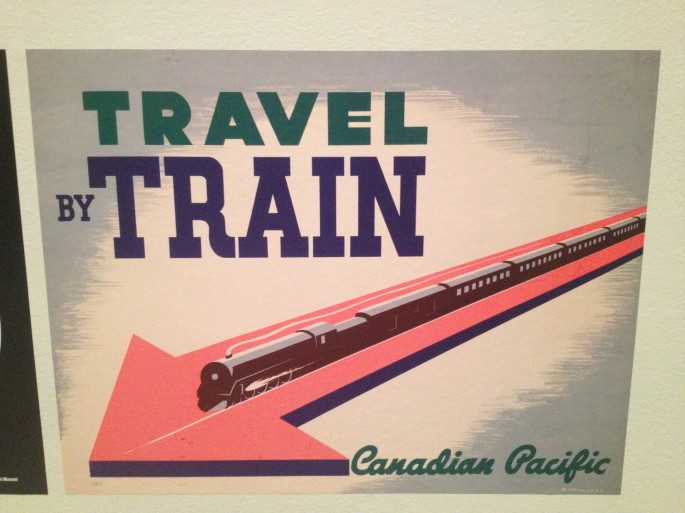 Holiday in Canada Travel By Train