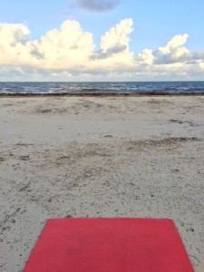 Mexican Yoga retreat