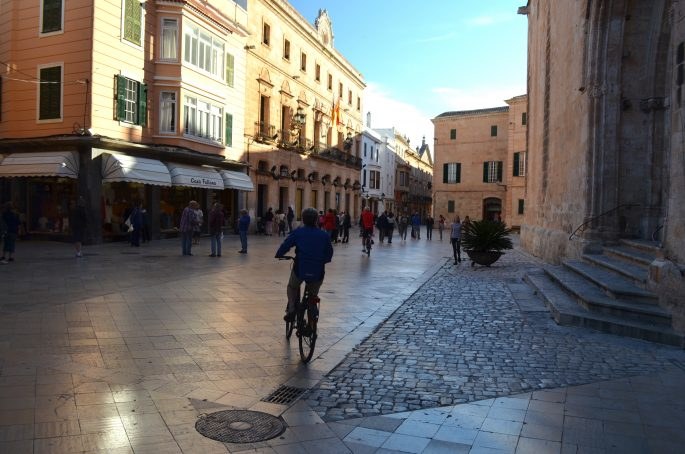 Cycling in Menorca