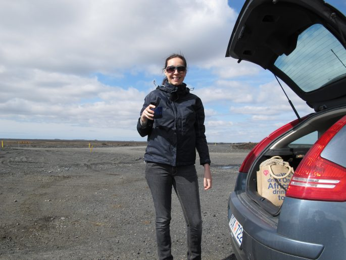 I distinctly remember how much work went into hiring this car in Iceland!