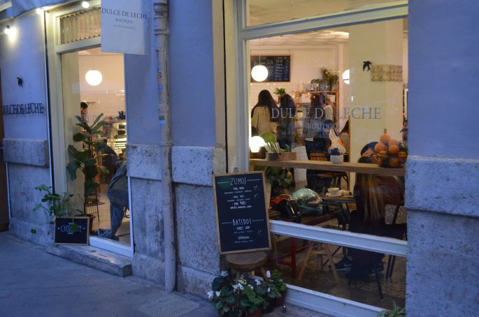 Where to eat in Valencia: Dulce de Leche