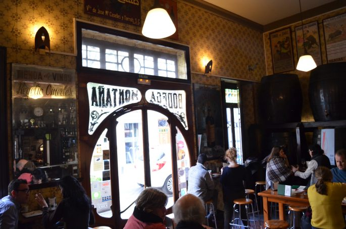 Where to eat in Valencia: Casa Montana