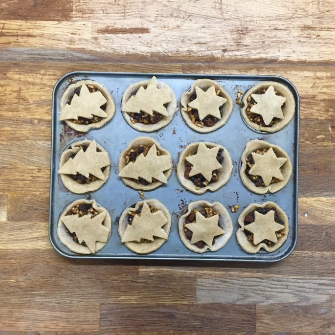 historic mince pies