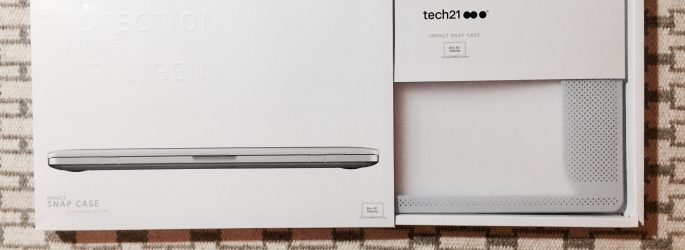 Tech 21 Macbook Pro Case Review