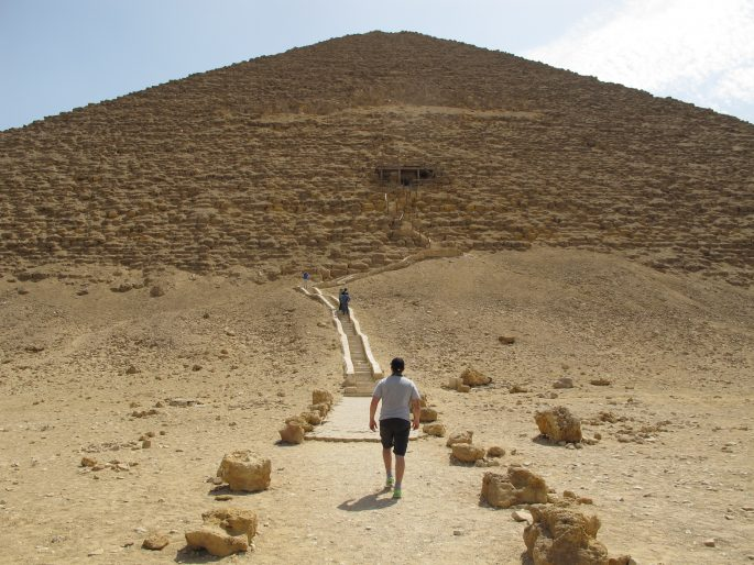 tourism to Egypt's Pyramids