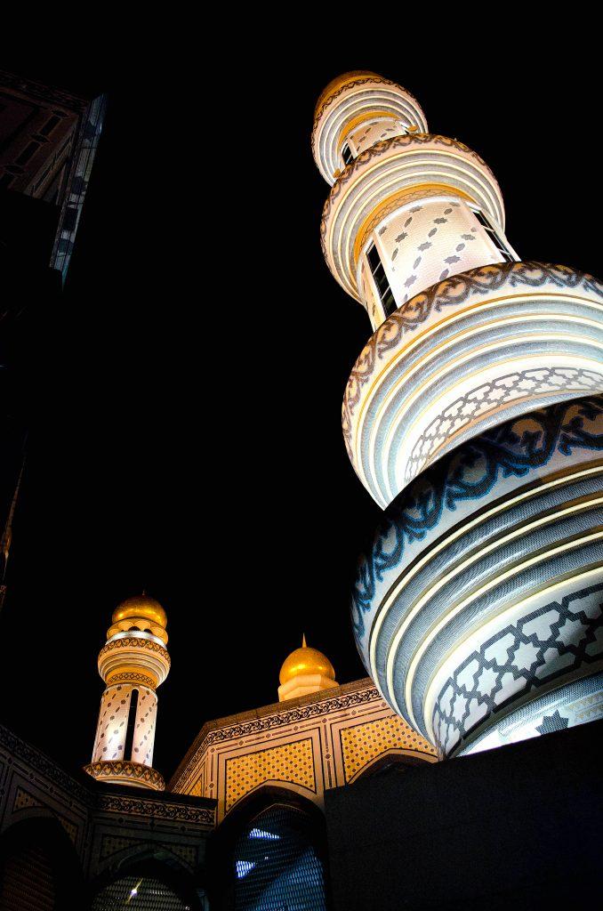 Brunei's Jame Asr Hassanil Bolkiah Mosque