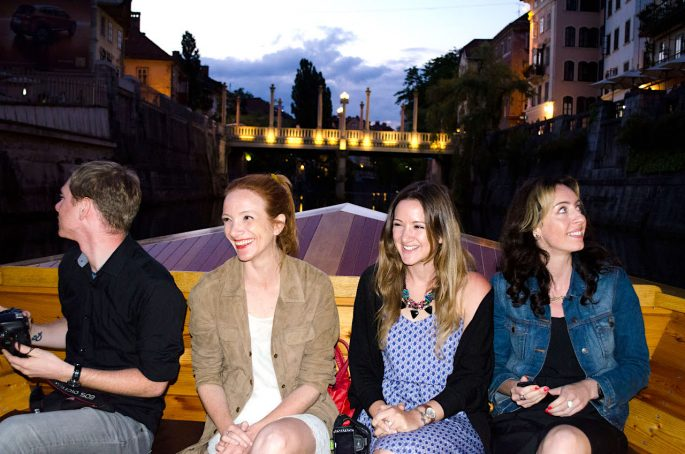 UK Bloggers in Ljubljana