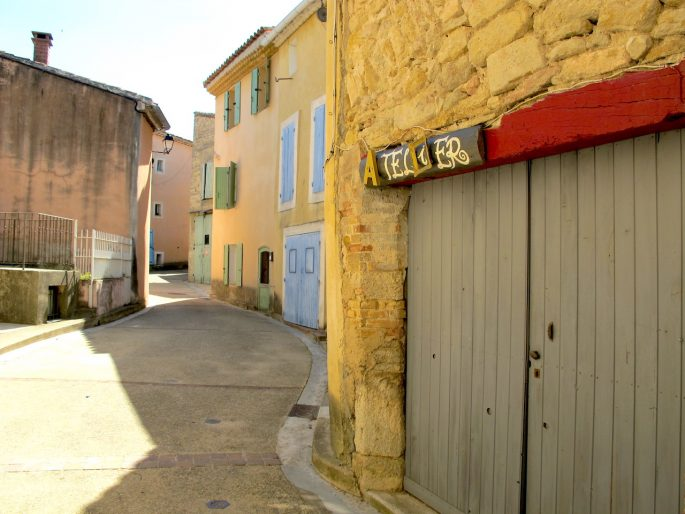 bicycle holiday in Provence
