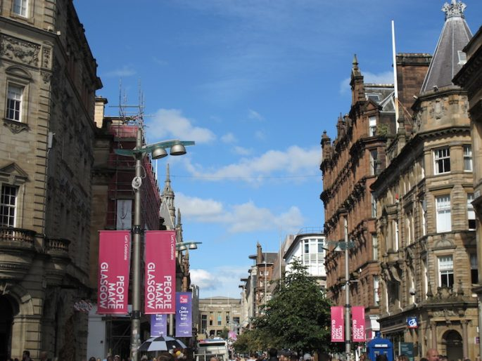 Glasgow for foodies