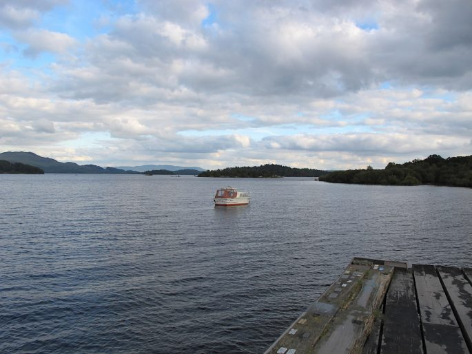 Loch Lomond Scenery