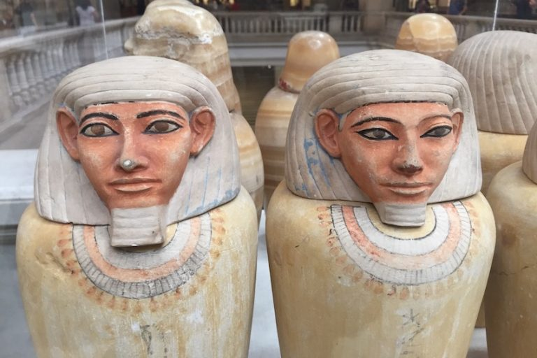 Walk Like An Egyptian In London – Bring Cairo To The Capital