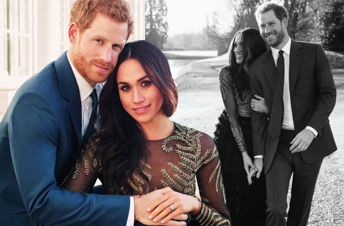 Harry & Meghan Engagement photos