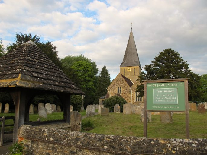 Church in Shere