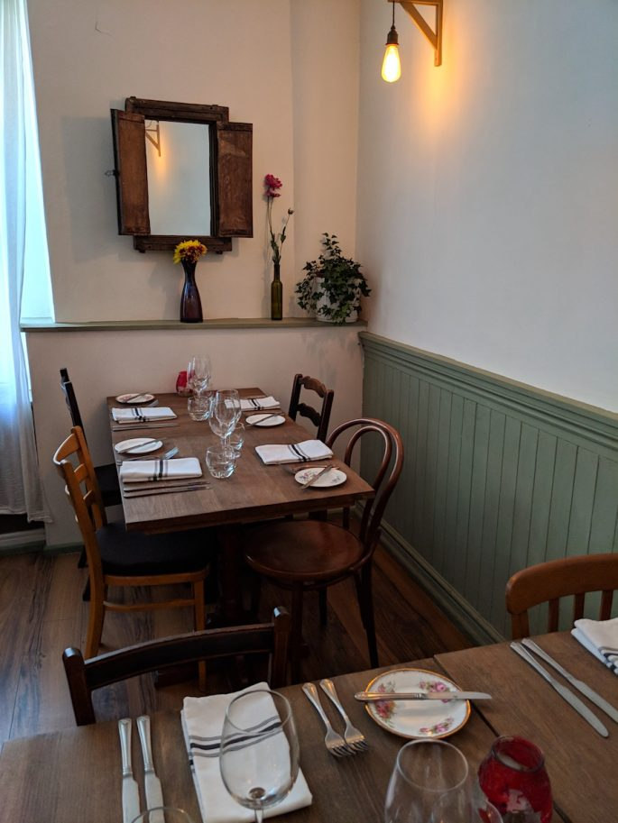 Bristol for foodies: Shop 3 Bistro