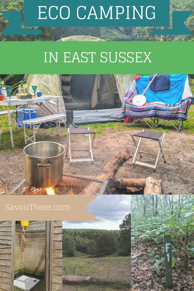 Eco Camping in East Sussex