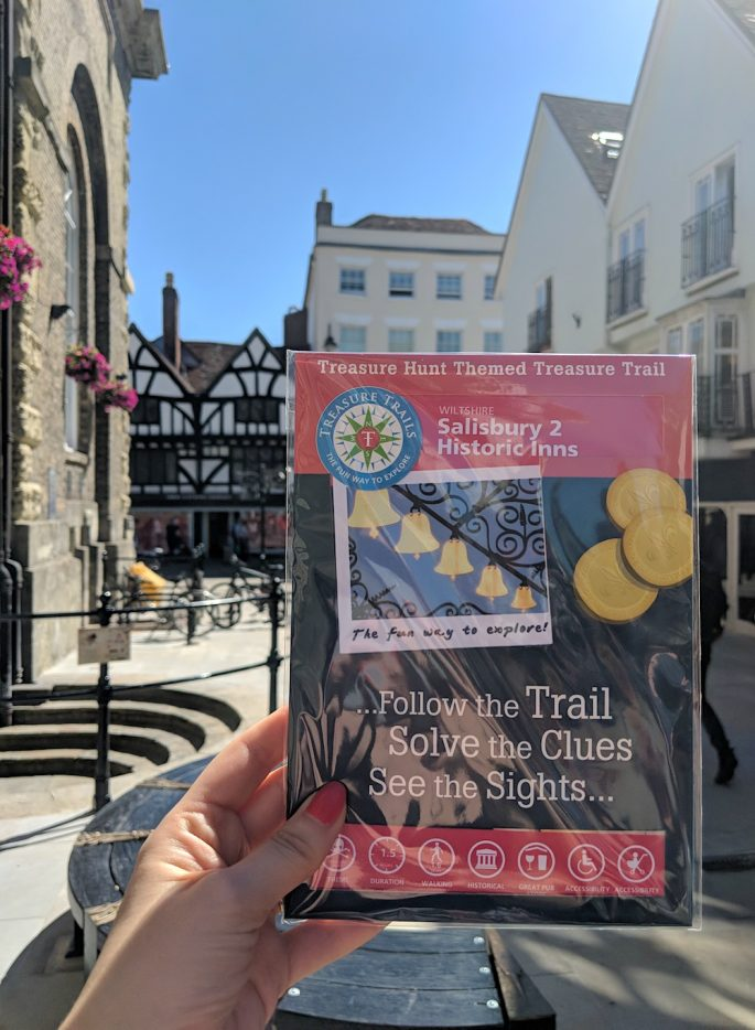 Salisbury Treasure Hunt