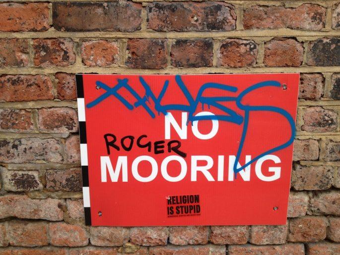 No Roger Mooring