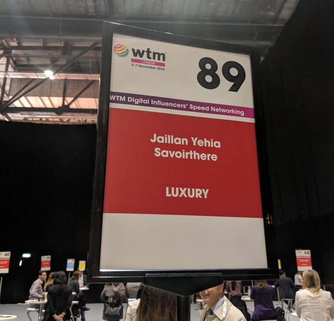 visiting WTM in 2019