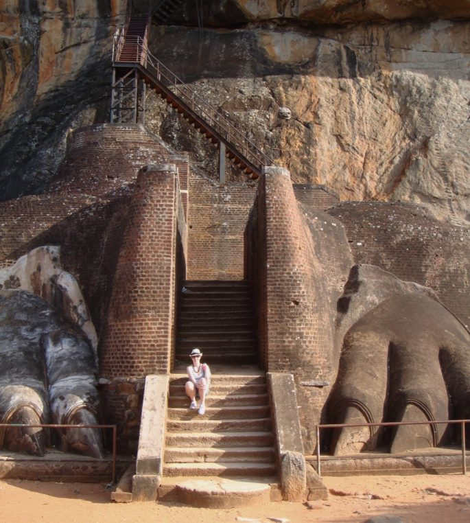 Jaillan at Sigiriya