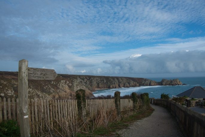 Cornwall in winter offers plenty of quiet coastal walks