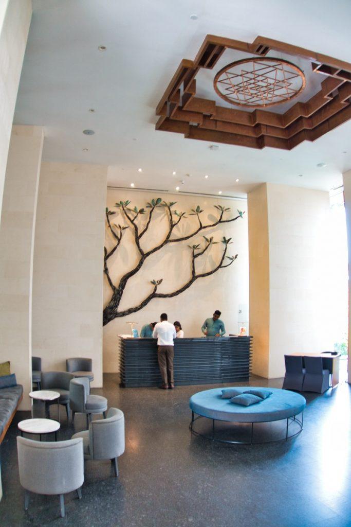 Jetwing Colombo Seven Lobby