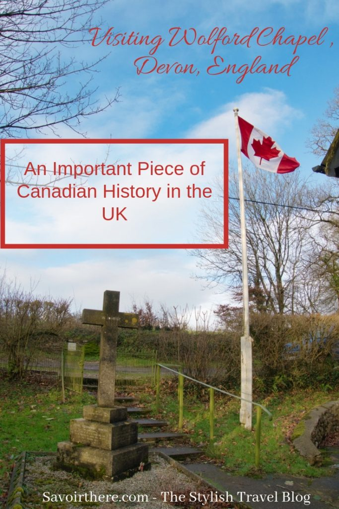 Wolford Chapel: Important Canadian History Site in England