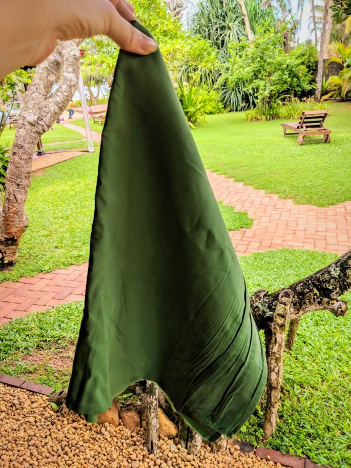 sarong at Barberyn Sands