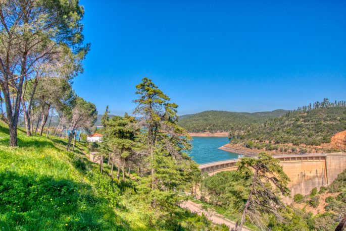 The lake walks from Moinhos Velhos are a real highlightThe lake walks from Moinhos Velhos are a real highlight